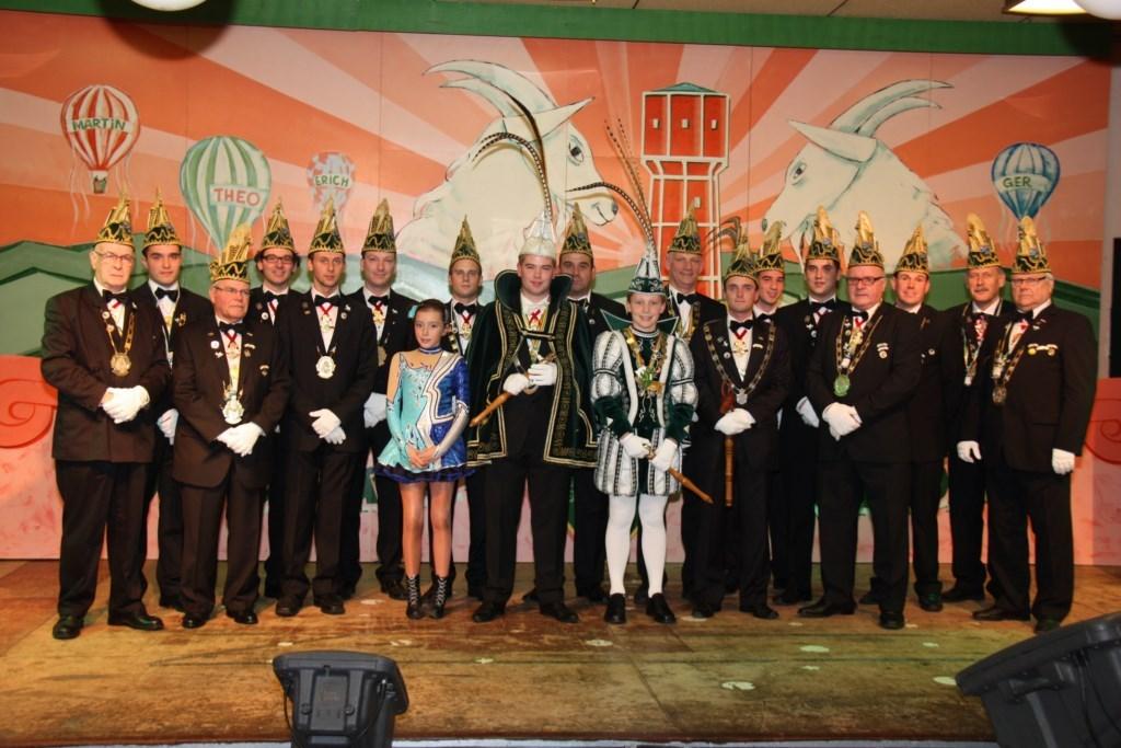 Raad van 11 Prinsen Proclamatie 2012