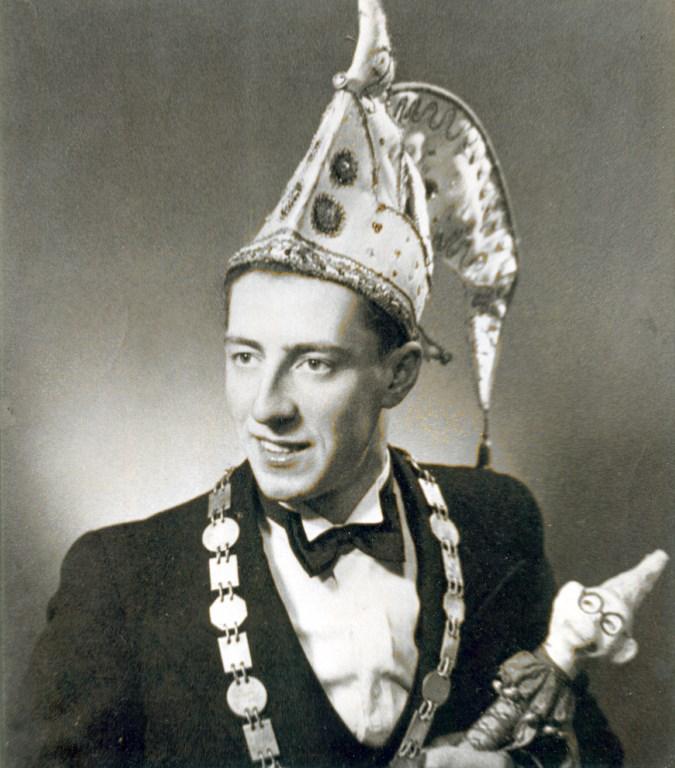 1950 Nico I van Dijk