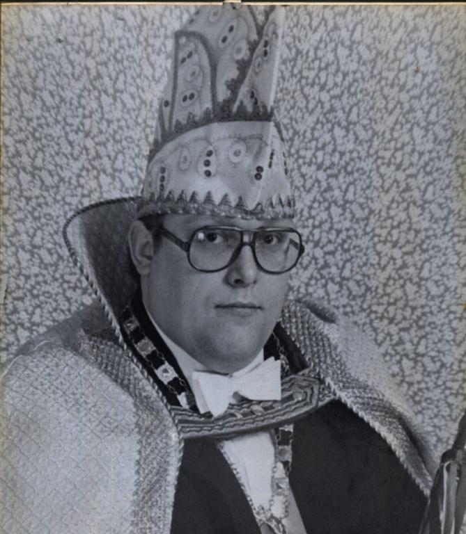 1981 Frans I Merx