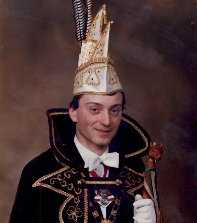 1986 Harry I Dorenberg