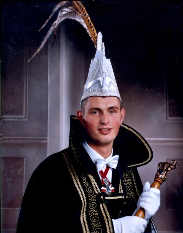 2003 Patrick III Eggen - Stadsprins Landgraaf